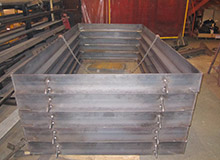 Carbon Steel Sidewalk Gratings & Frames