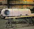 Custom Fabrication of a Stainless Steel Fluidized Bed Cooler
