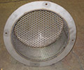 Custom Fabricated Stainless Steel Prefilter